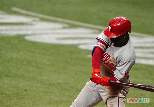The Phillies reached agreement with free-agent shortstop Didi Gregorius.