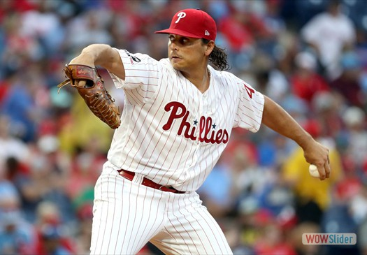 Jason Vargas gave up 5 runs in 4.1 innings, as the Phillies were swept by the Nats 6-2 on Thursday.