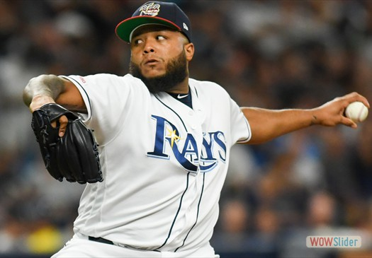 The Phillies acquired LHP Jose Alvarado in a 3 team trade.