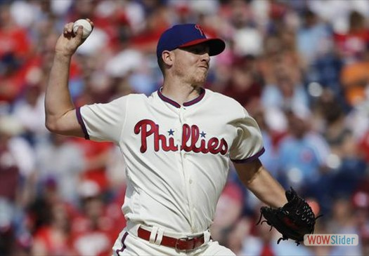 Nick Pivetta gave the Phillies another quality start, as they beat the Braves 3-0 on Monday.